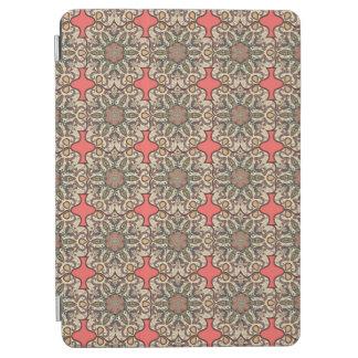 Kleurrijk abstract etnisch bloemenmandalapatroon iPad air cover
