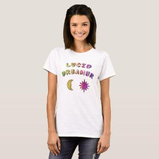 Kleurrijk helder het dromen t-shirtontwerp t shirt