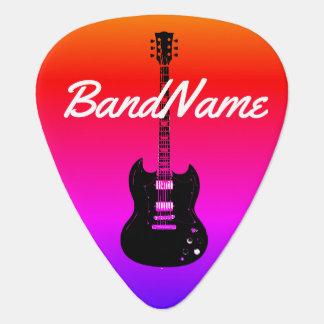 kleurrijk & koele elektrisch-gitaar gitaar plectrums 0