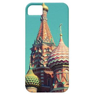 Kleurrijk Rusland Barely There iPhone 5 Hoesje