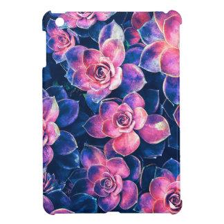 Kleurrijk Succulent Plant iPad Mini Covers