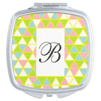 kleurrijk, uniek, spiegel! makeup spiegeltje