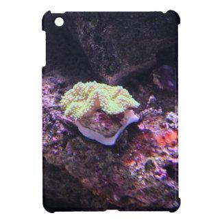 Kleurrijk Zacht Koraal en Levende Rotsen Hoesjes Voor iPad Mini