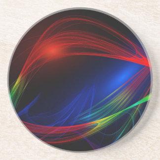 Kleurrijk Zandsteen Onderzetter