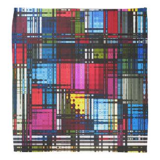 Kleurrijke Abstracte Bandana