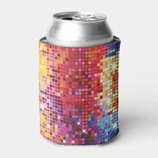 Kleurrijke bling-Koeler Blikjeskoeler