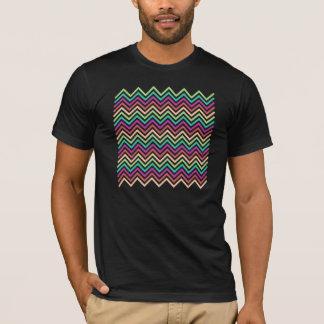 Kleurrijke Chevron T Shirt