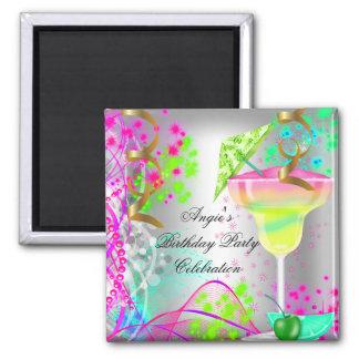 Kleurrijke Cocktail van de Partij van de Magneet