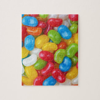 Kleurrijke de Snoepjes van het snoep Puzzel