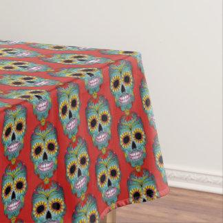 Kleurrijke Design Dia DE los Muertos Day van de Tafelkleed