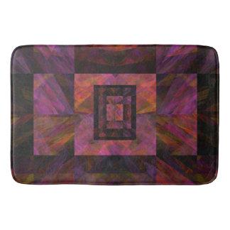 Kleurrijke Donkere Melkweg van het Kunstwerk van Badmat