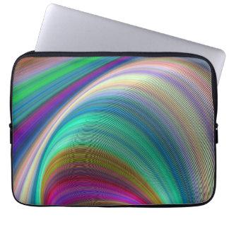 Kleurrijke Droom Laptop Sleeve