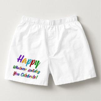 Kleurrijke Gelukkig de Vakantie u viert!