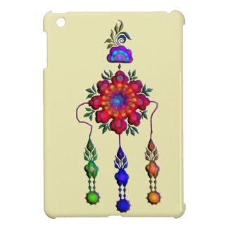 kleurrijke hangende bloemen hoesjes voor iPad mini