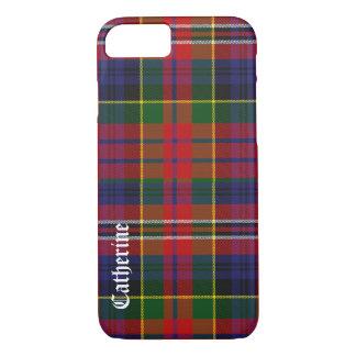 Kleurrijke iPhone 7 van de Plaid MacPherson hoesje
