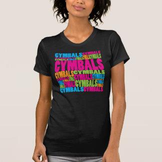 Kleurrijke Klankbekkens T Shirt