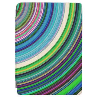 Kleurrijke Ringen iPad Air Cover
