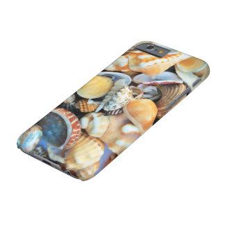 Kleurrijke Shells van het Zee Barely There iPhone 6 Hoesje