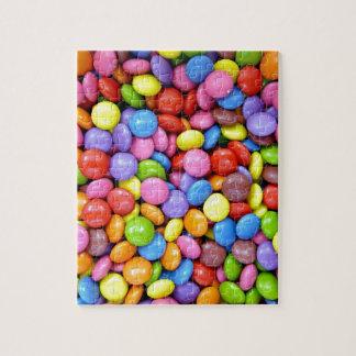 Kleurrijke Snoepjes Puzzel