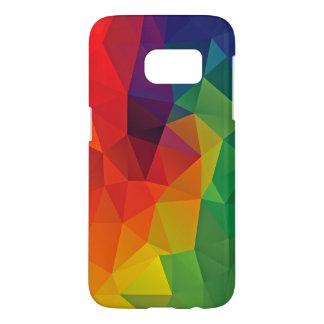 Kleurrijke Textuur Samsung Galaxy S7 Hoesje
