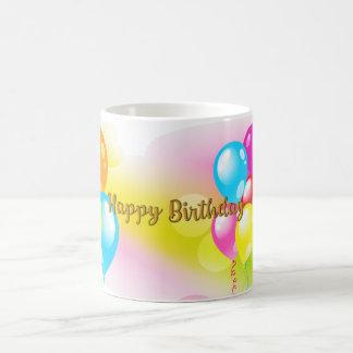 Kleurrijke Verjaardag Koffiemok
