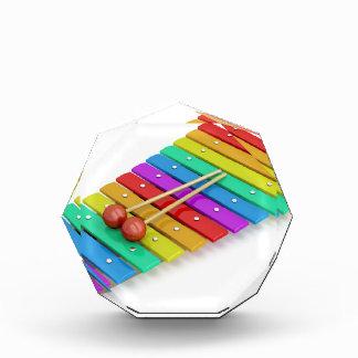 Kleurrijke xylofoon prijs