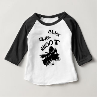 Klik klikspruit baby t shirts