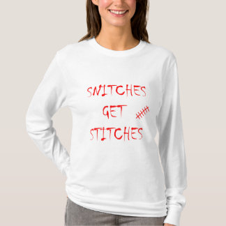Klikt krijgen Steken T Shirt