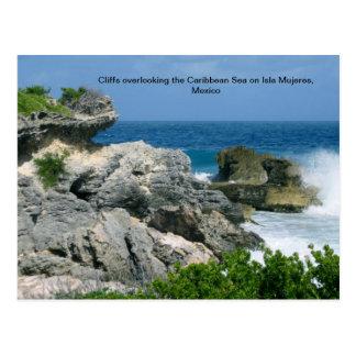 Klip op Isla Mujeres Briefkaart