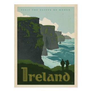 Klippen van Moher | Ierland Briefkaart