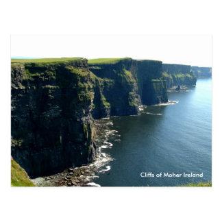 Klippen van Moher Ierland Briefkaart