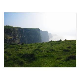 Klippen van Moher - Ierland Briefkaart
