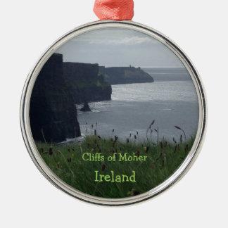 Klippen van Moher Ierland - het Ierse Ornament van