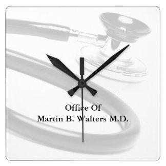Klok de van het Bedrijfs kantoor van de arts van