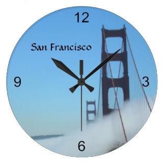 Klok - Golden gate bridge, San Francisco