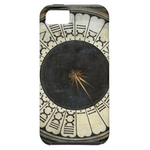 Klok in Duomo door Uccello, Renaissance Art iPhone 5 Case