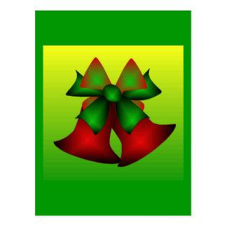 Klokken I van Kerstmis Wens Kaarten