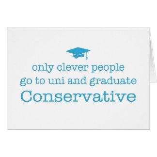 Knappe Conservatieven! Briefkaarten 0