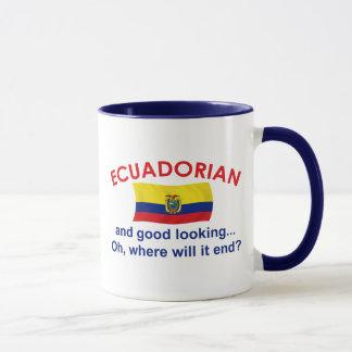 Knappe Ecuatoriaan Mok