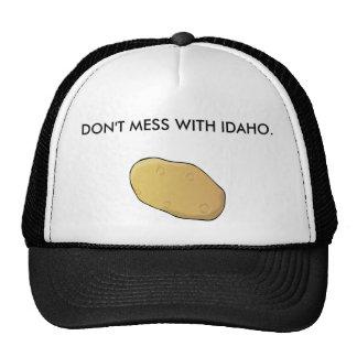 Knoei niet met Idaho Pet