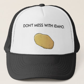 Knoei niet met Idaho Trucker Pet