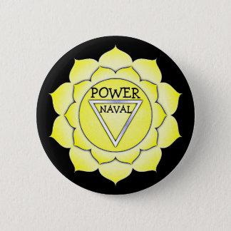 Knoop van Chakra van de Chi van de Macht van de Ronde Button 5,7 Cm