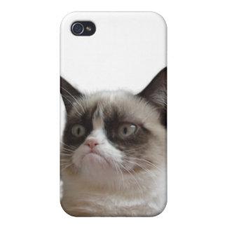 Knorrige iPhone 4 van de Kat Hoesje iPhone 4 Case