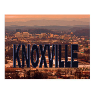 Knoxville Briefkaart