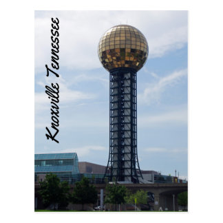 Knoxville Tennessee Briefkaart
