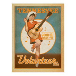 Knoxville, TN Briefkaart