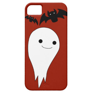 Knuppels en Spook Barely There iPhone 5 Hoesje