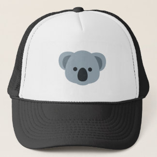 Koala emoji trucker pet