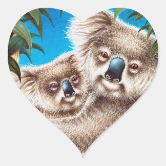 Koala en de Sticker van het Baby