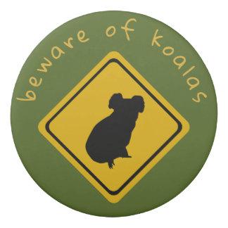 koala verkeersteken - gom gum